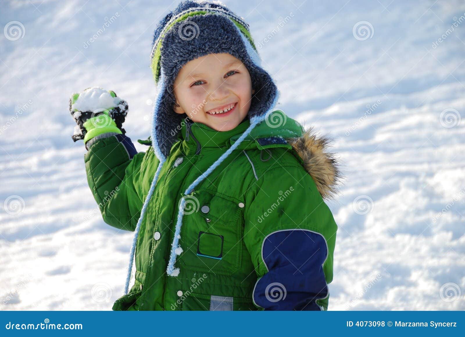 Menino do Snowball