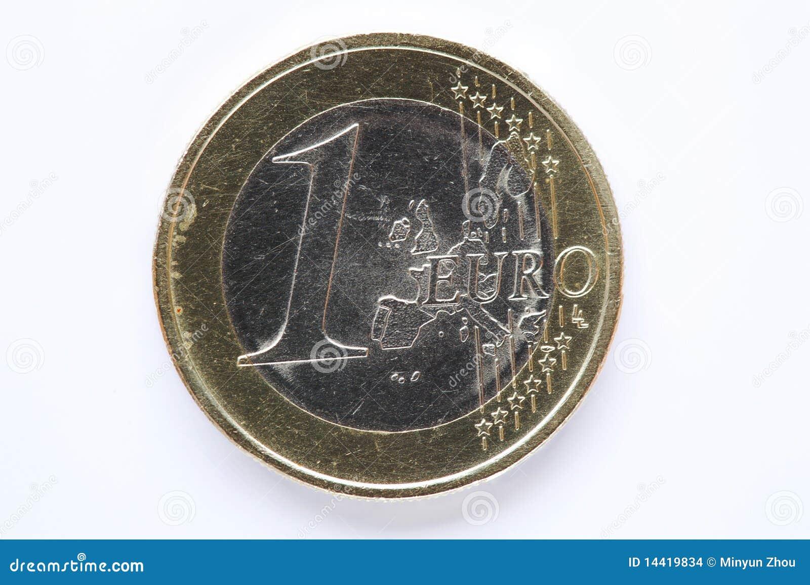 Menniczy euro