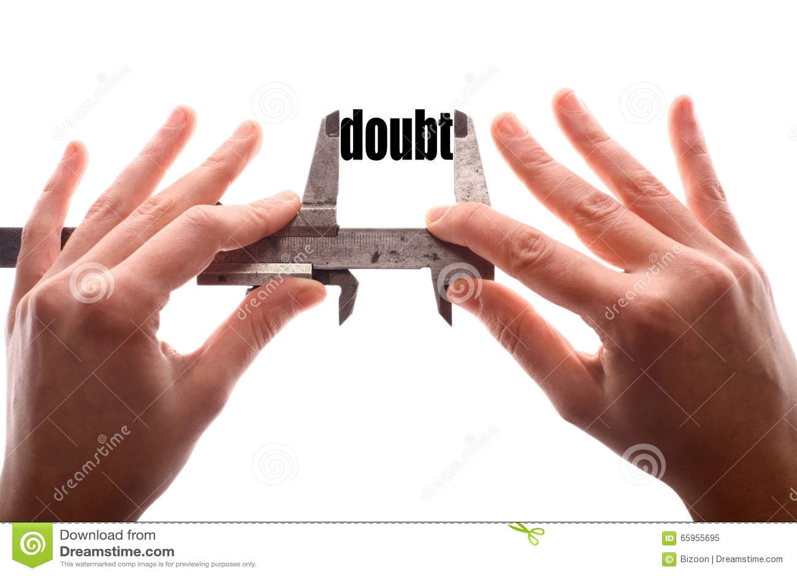 Meno metafora di dubbio