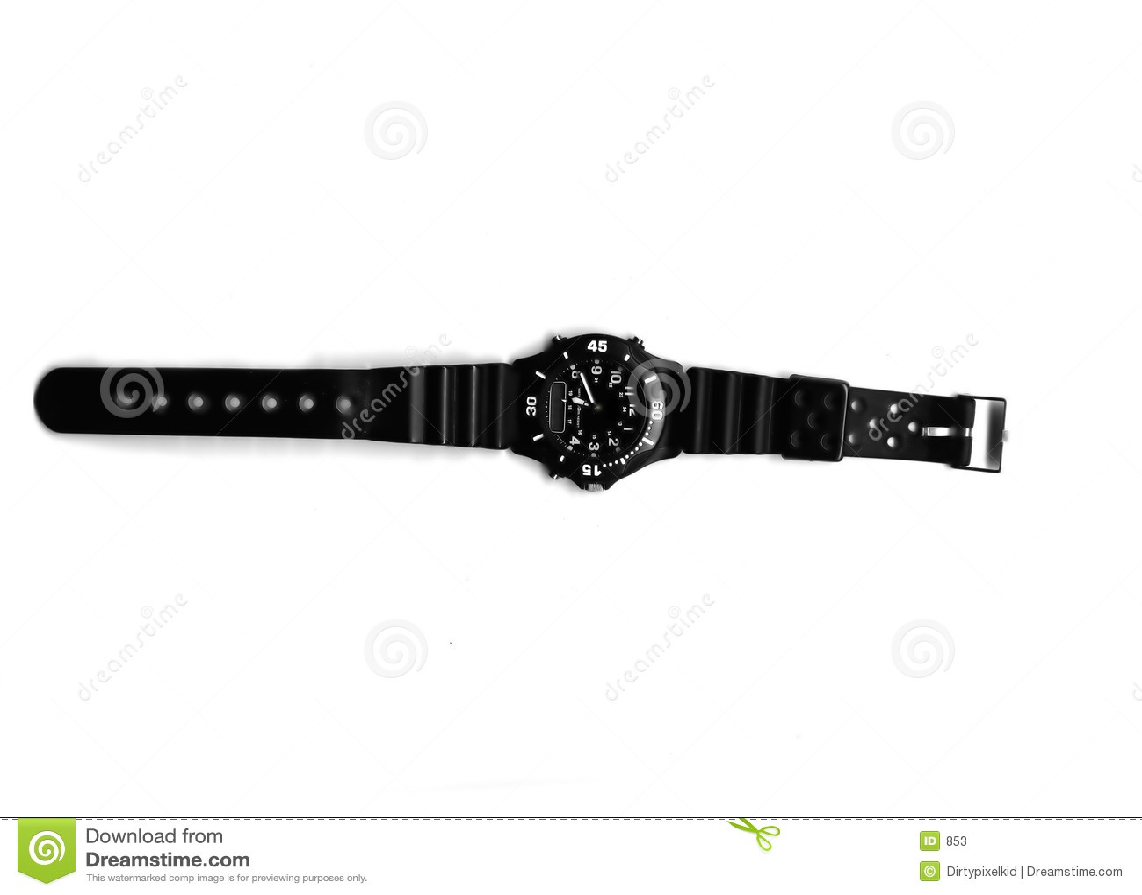 Mens αθλητικό ρολόι