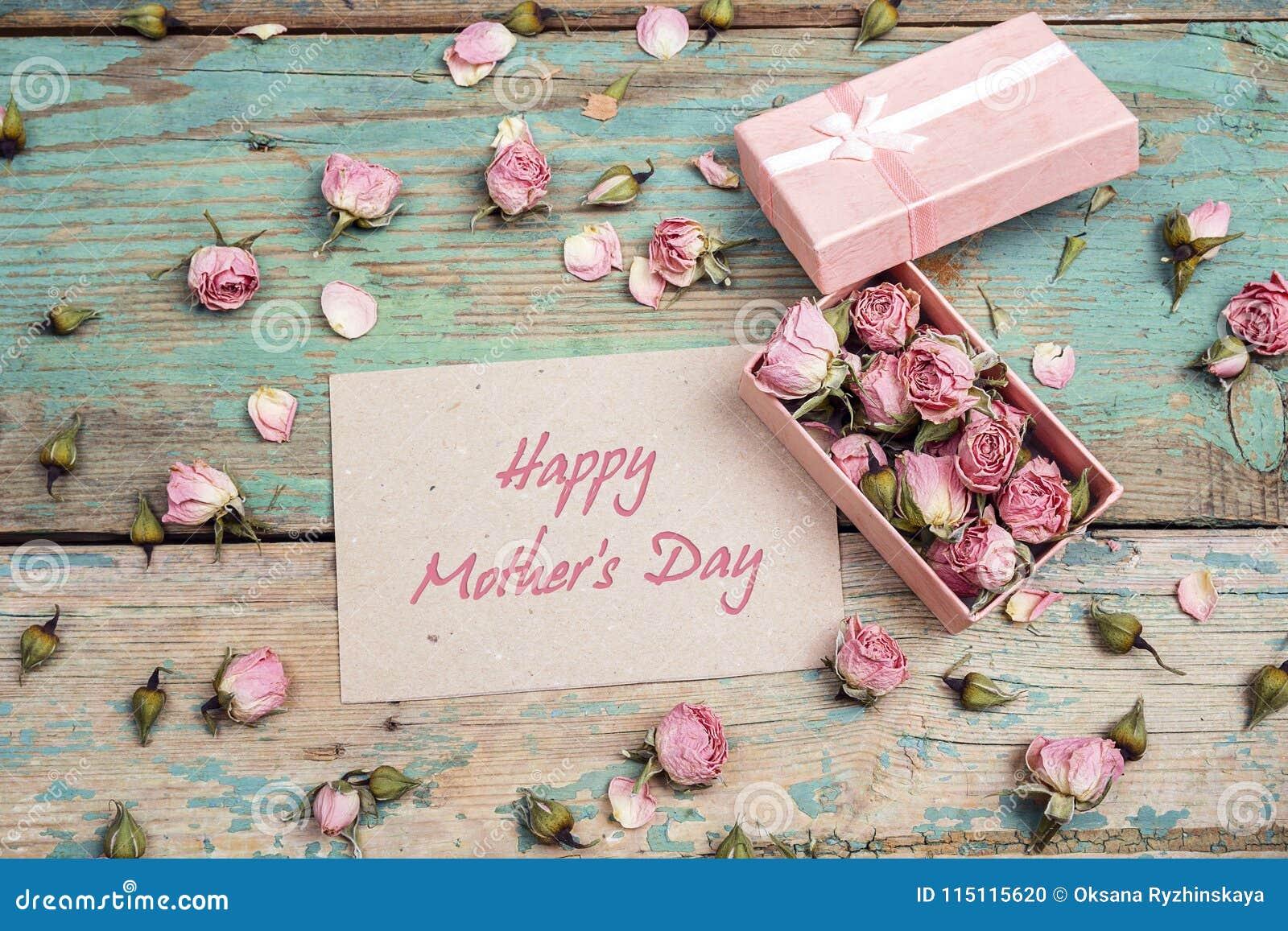 Imagens De Cumprimento: Mensagem Do Cumprimento Do Dia De Mães Com As Rosas Cor-de