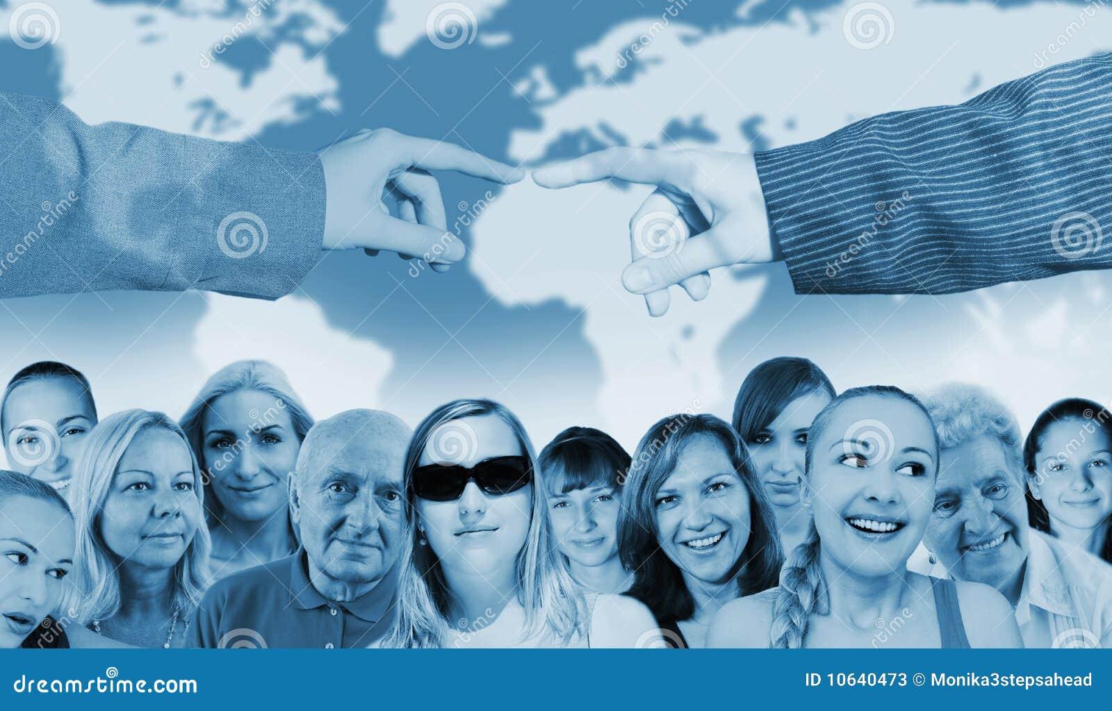 Mensen van de wereld