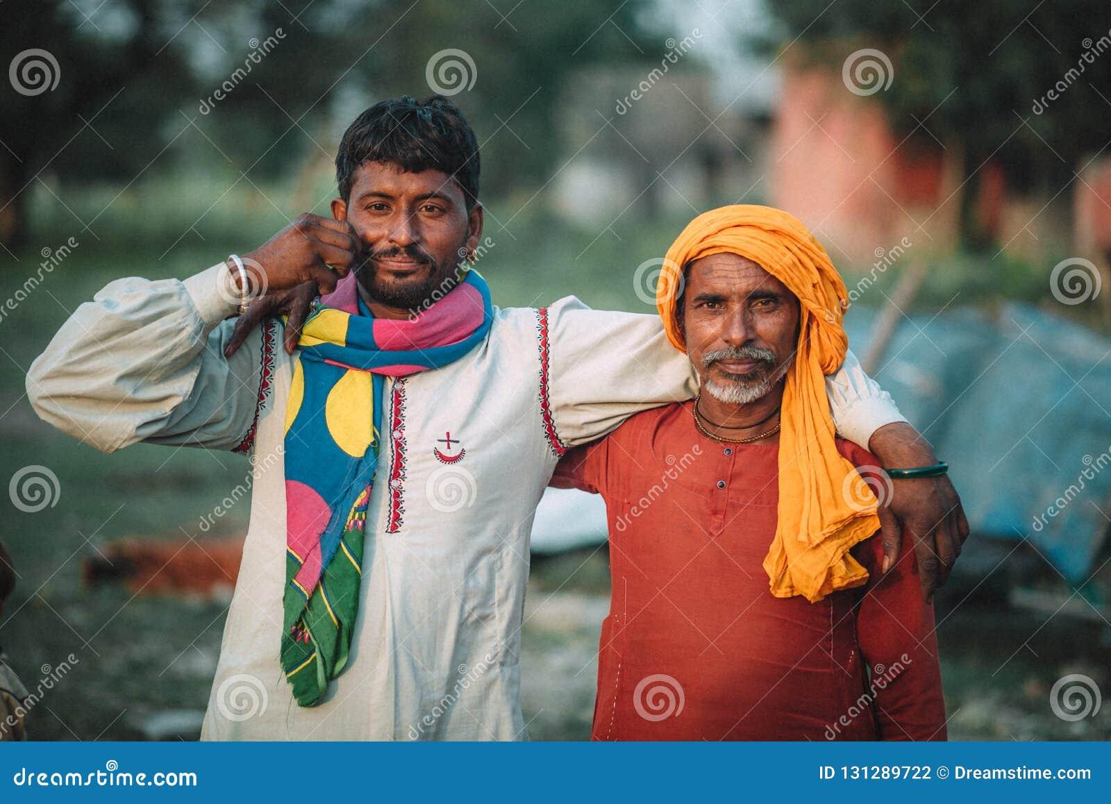 Mensen Van Punjab Redactionele Fotografie Afbeelding