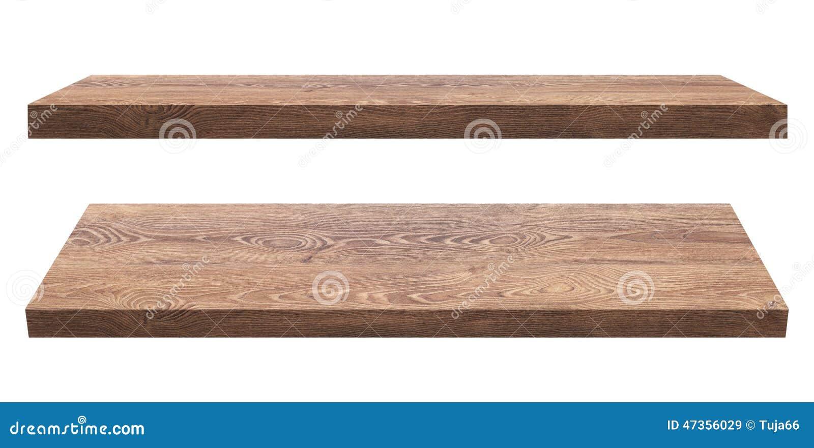 Mensole di legno immagine stock immagine di comitato for Mensole prezzi
