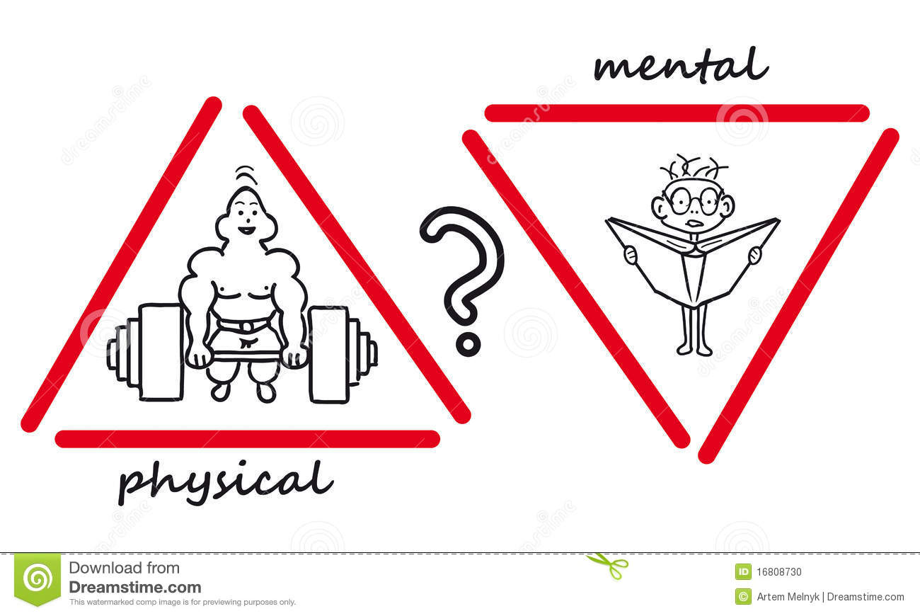 essay mental physical postscript Mental fitness is just as important as physical fitness, and shouldn't be neglected including mental dexterity exercises into your daily routine can help you reap the benefits of a sharper mind.