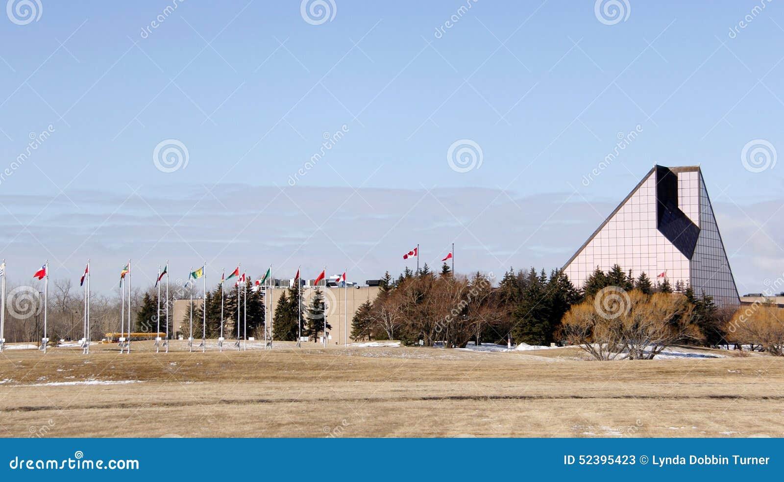 Menthe royale de Canadien dans Winnipeg