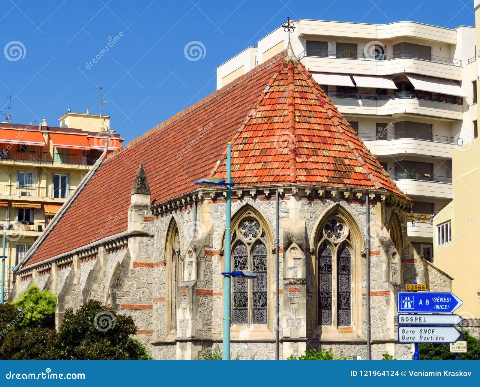 Menton - Anglican Church