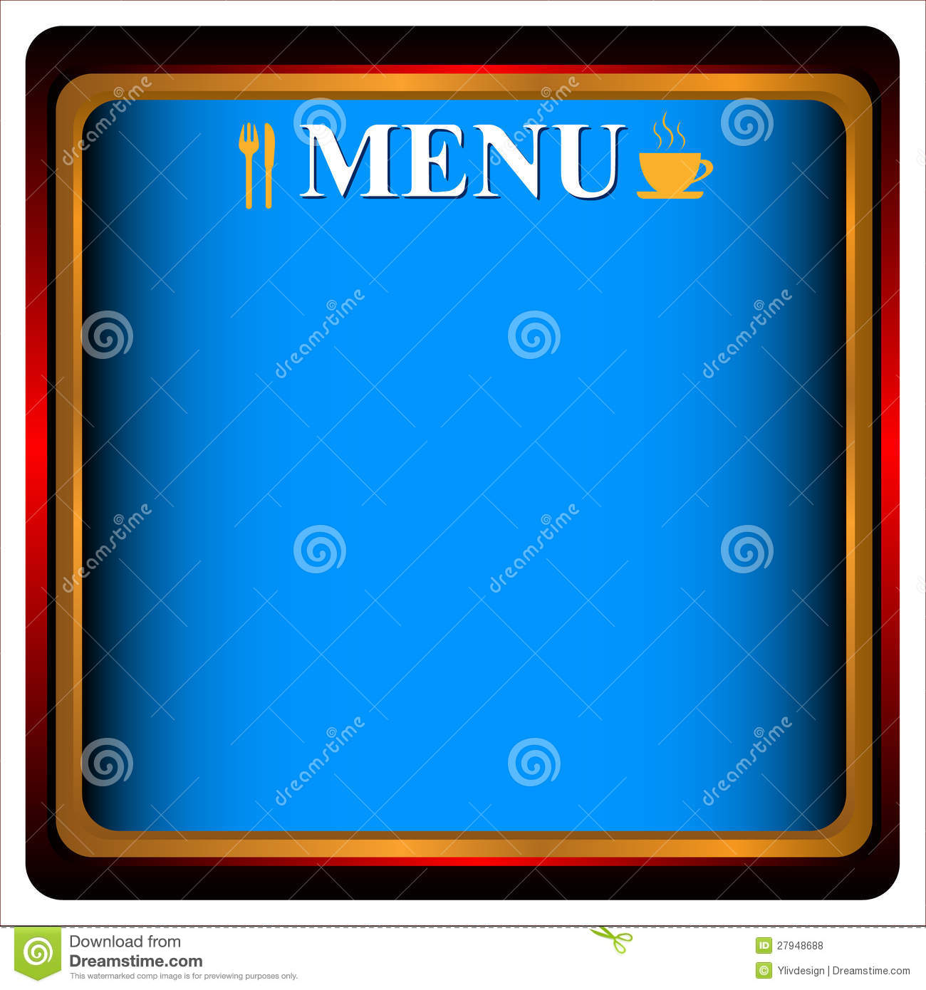 Menu background royalty free stock photos image 27948688