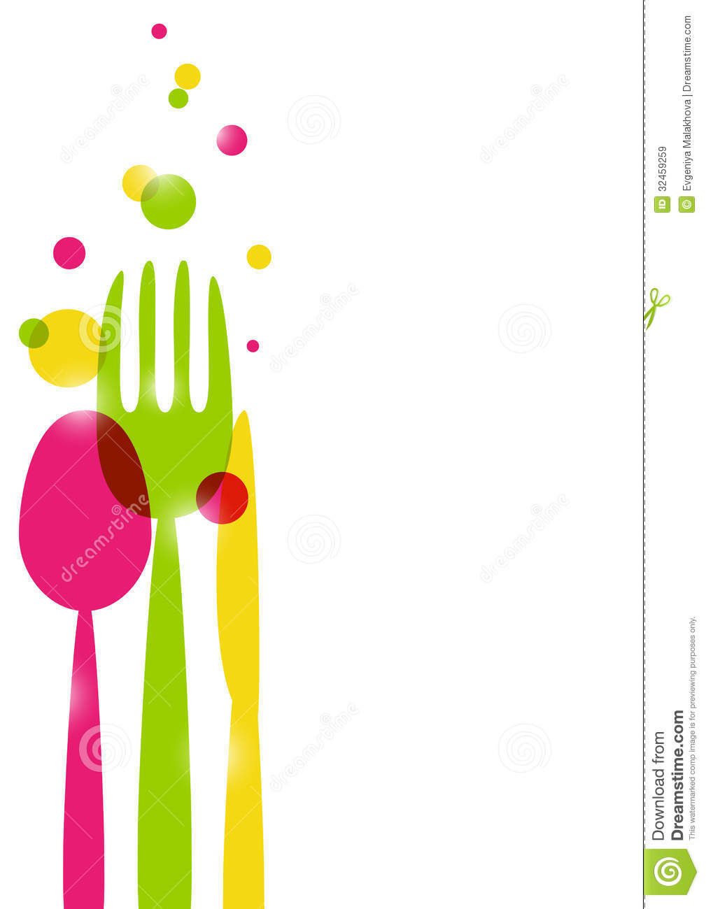 Menu Background Royalty Free Stock Images Image 32459259