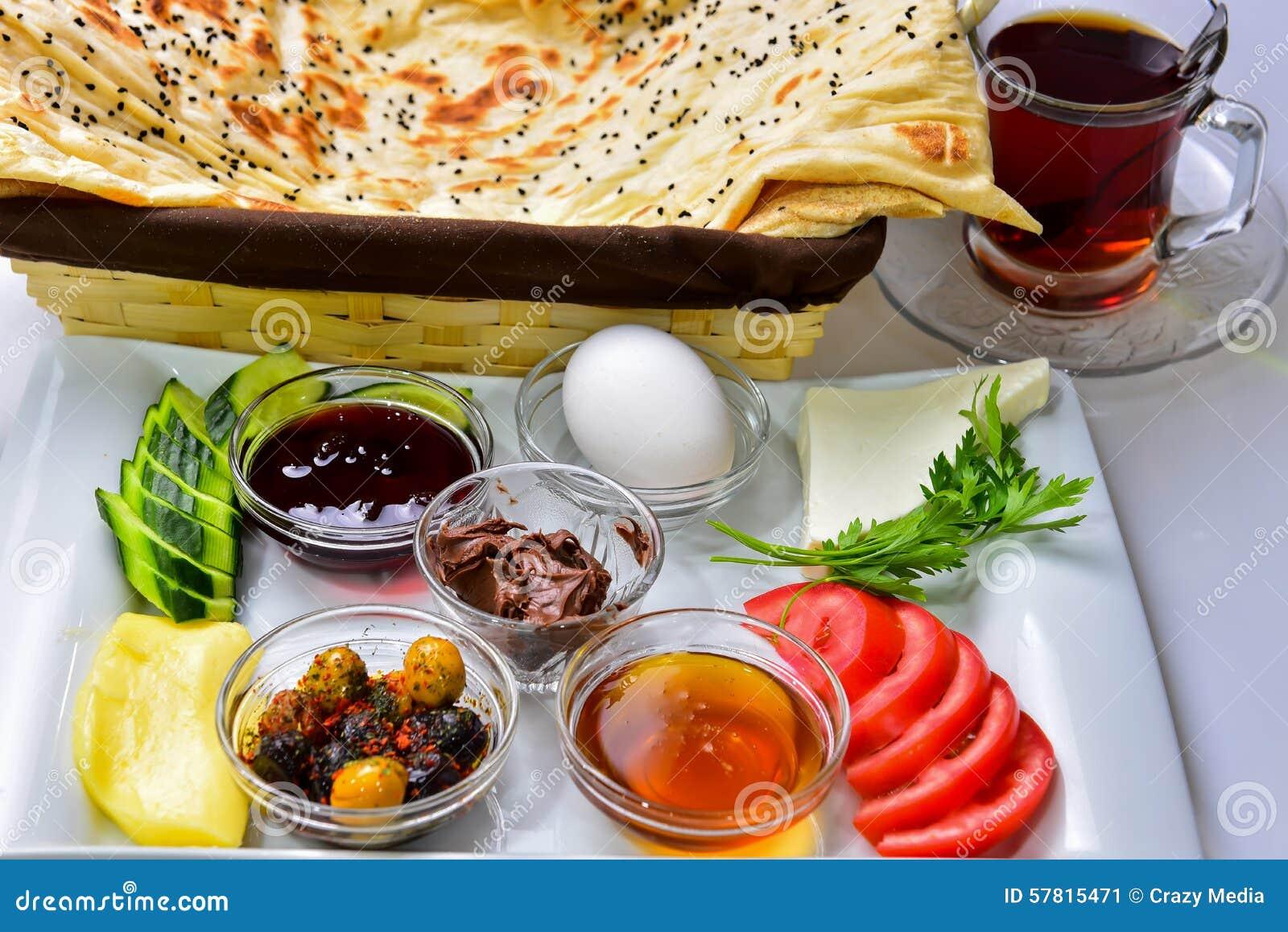 Super Menu De Plate&breakfast De Petit Déjeuner Image stock - Image  HY74