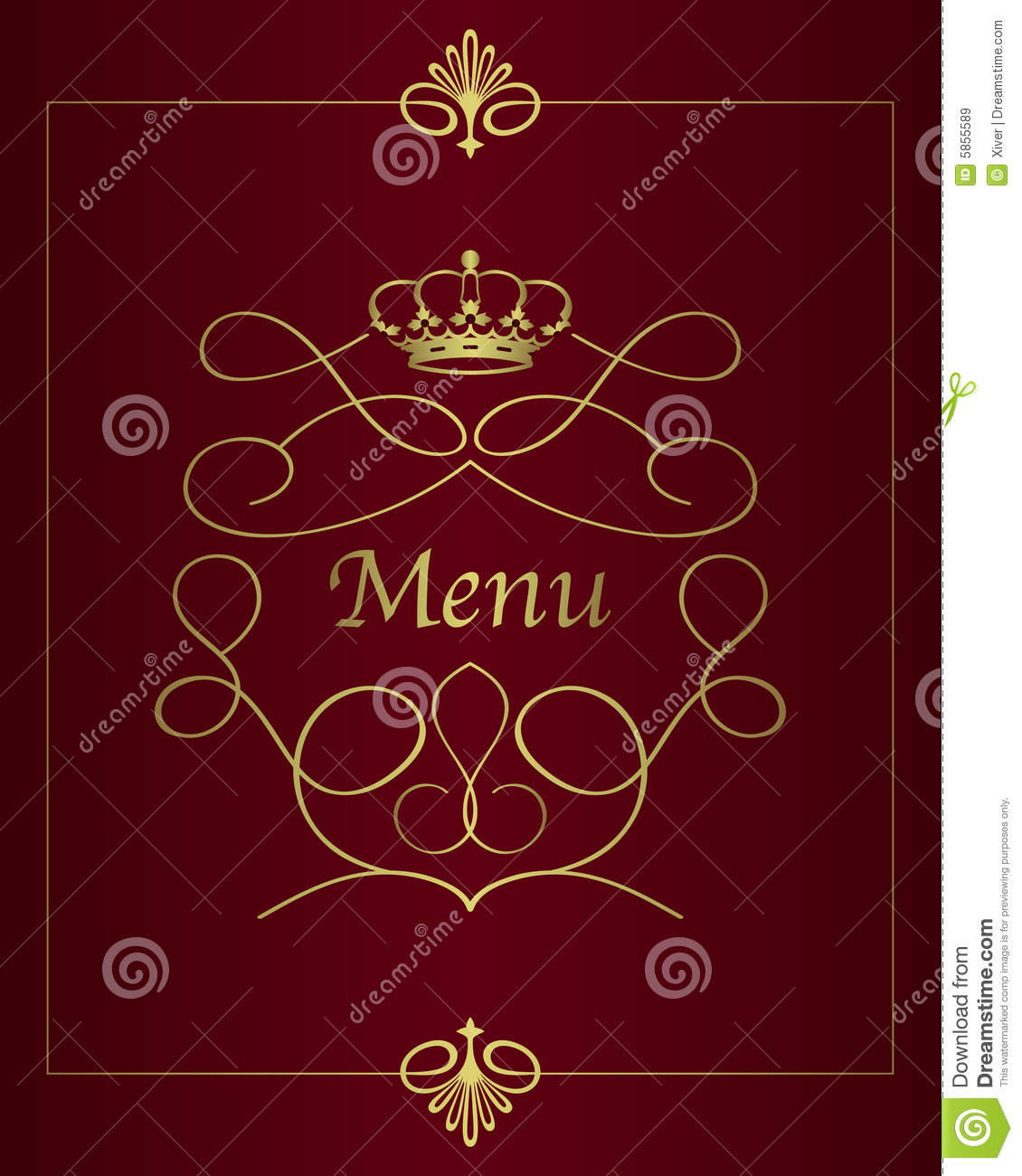 menu design background royalty free stock images image