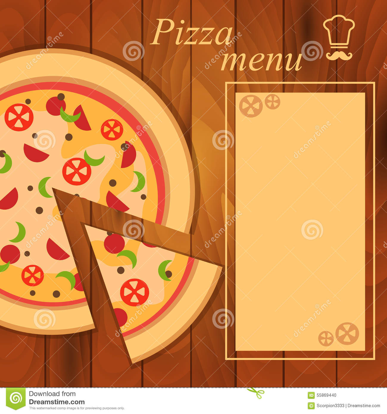 blank pizza images search