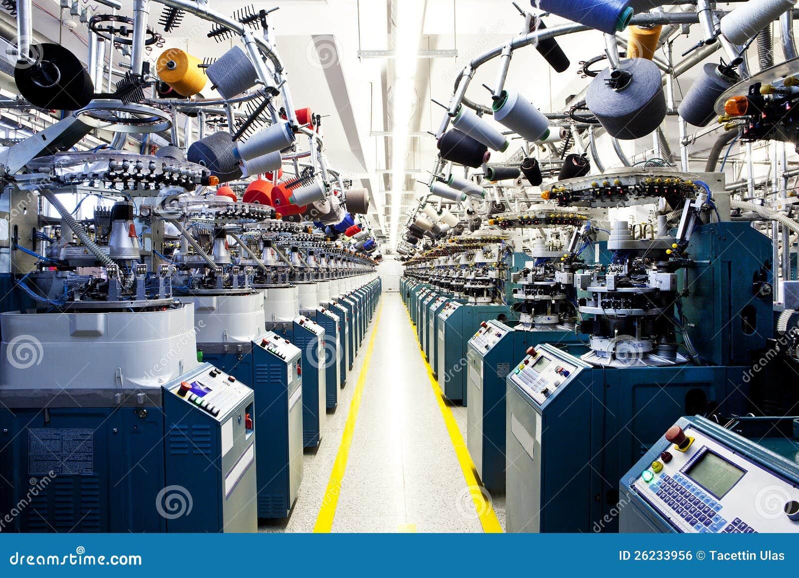 Mept breiende machines