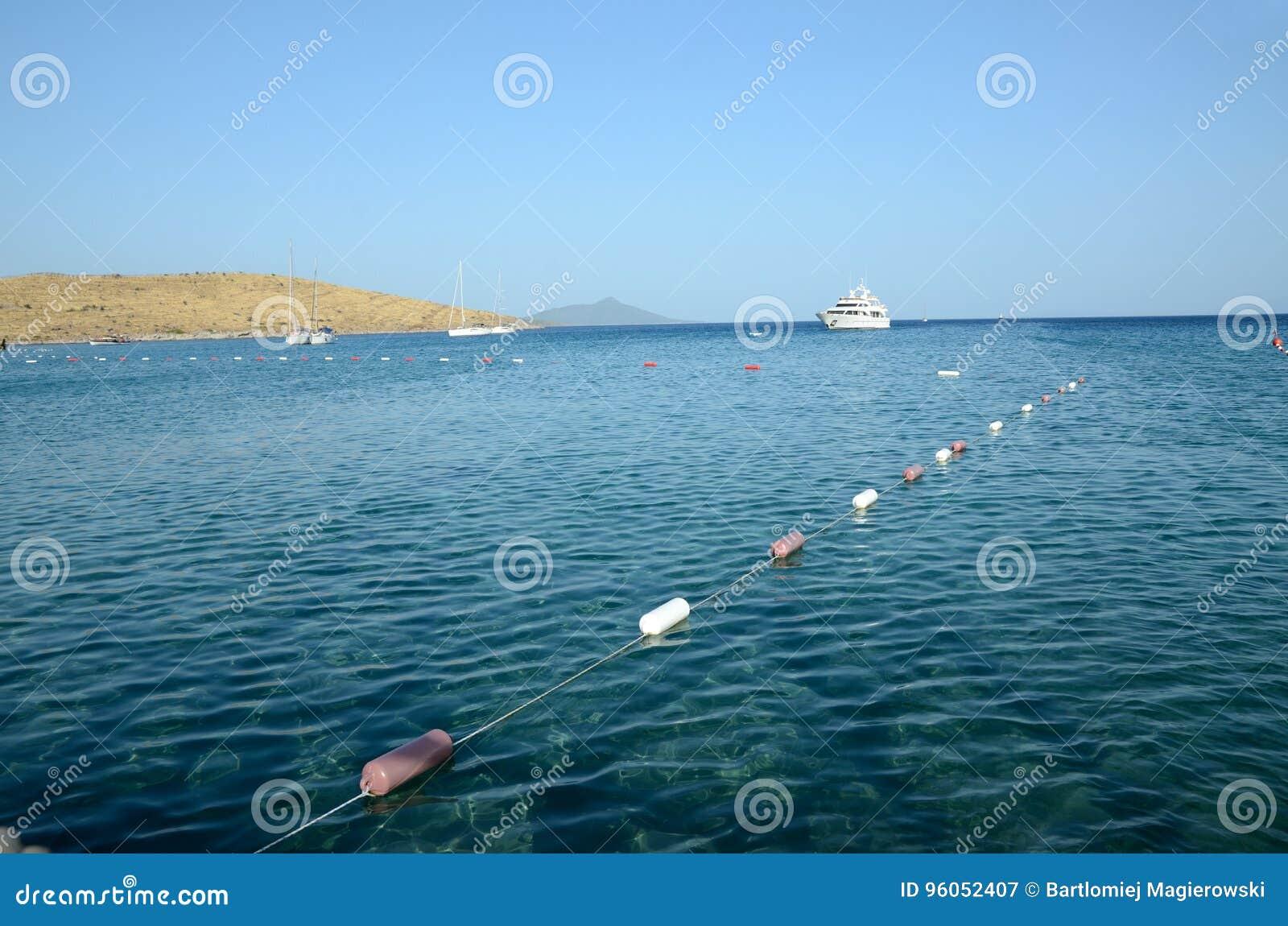 Mer Égée en Turquie