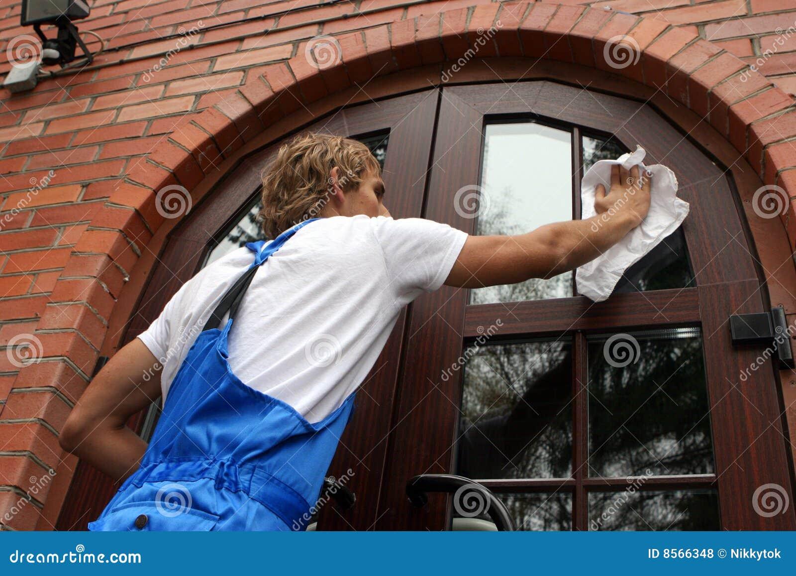 Mer cleaner professional fönster