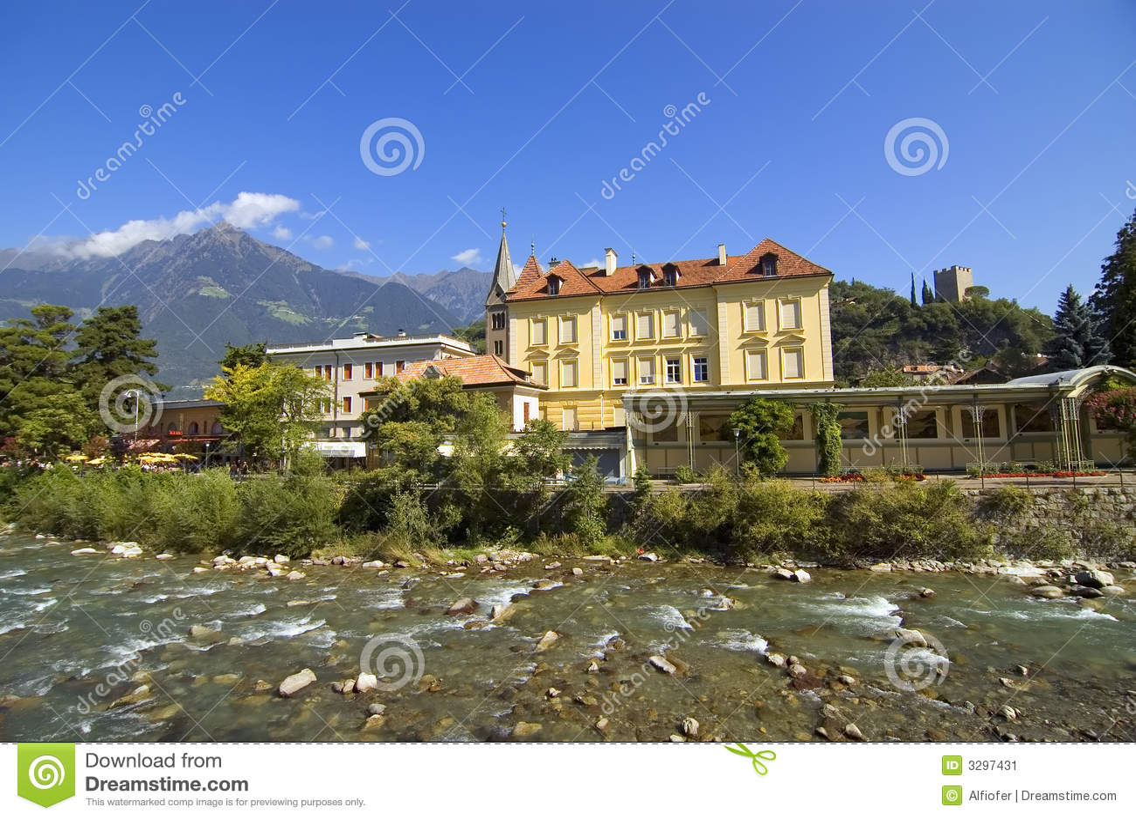Merano, Sud Tirol, Italy