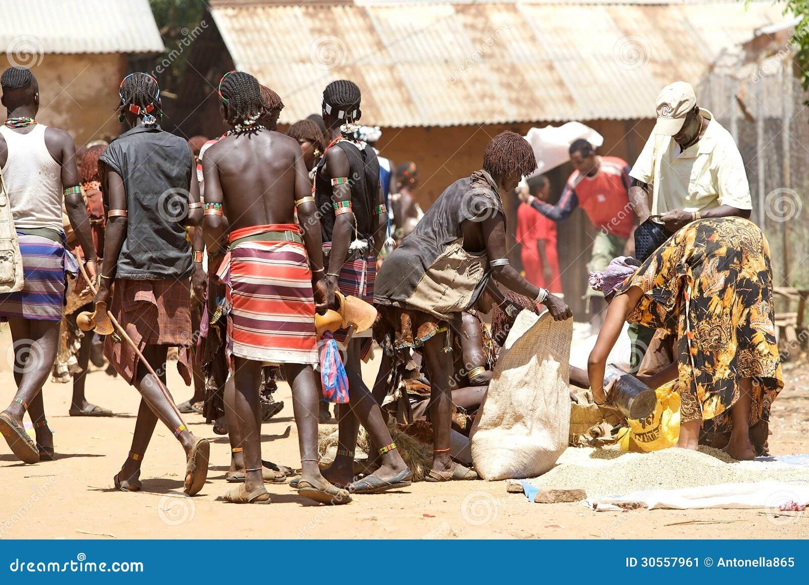 Mercado africano
