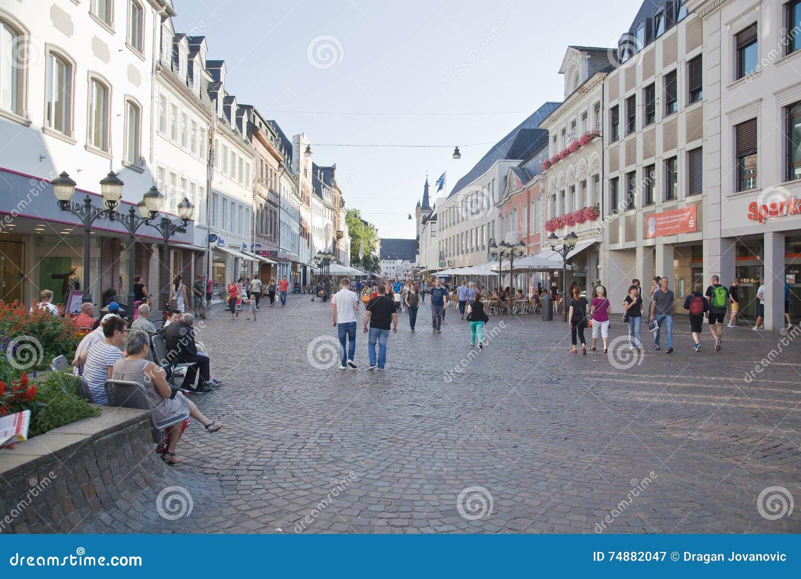 Mercado central, Trier