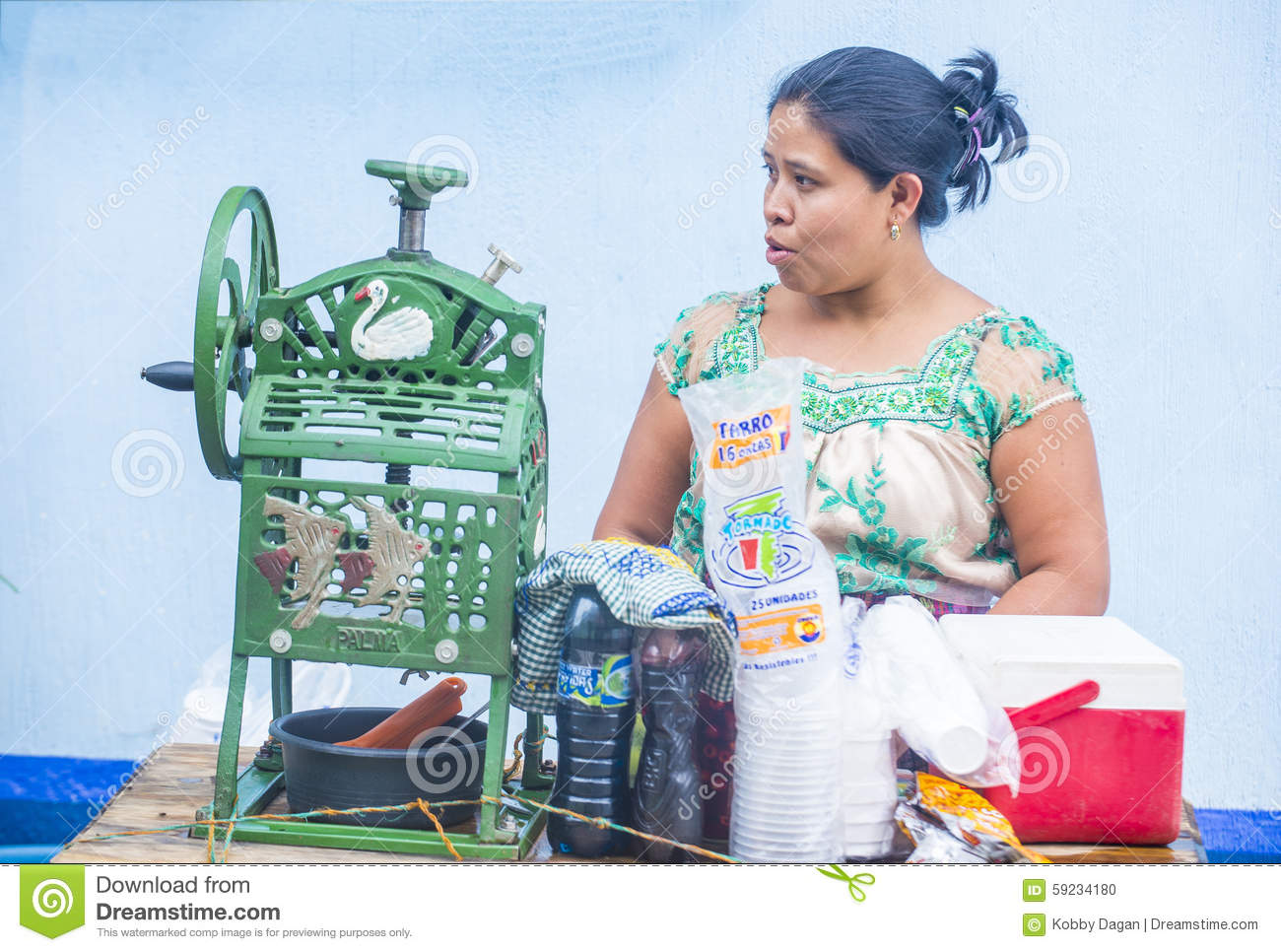 Download Mercado De Chichicastenango Imagen editorial - Imagen de ethnicity, chichi: 59234180