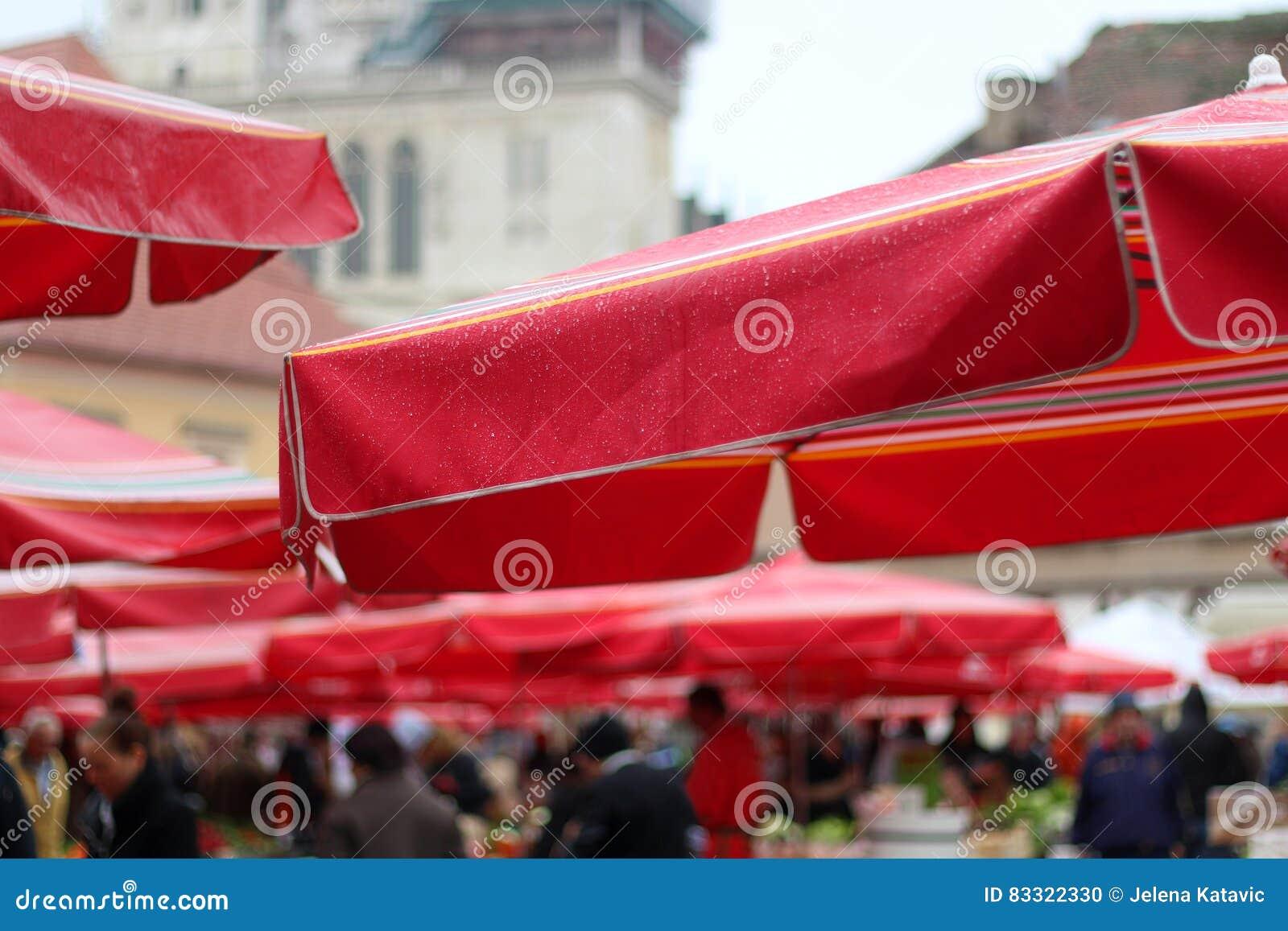 Mercado de Dolac, Zagreb