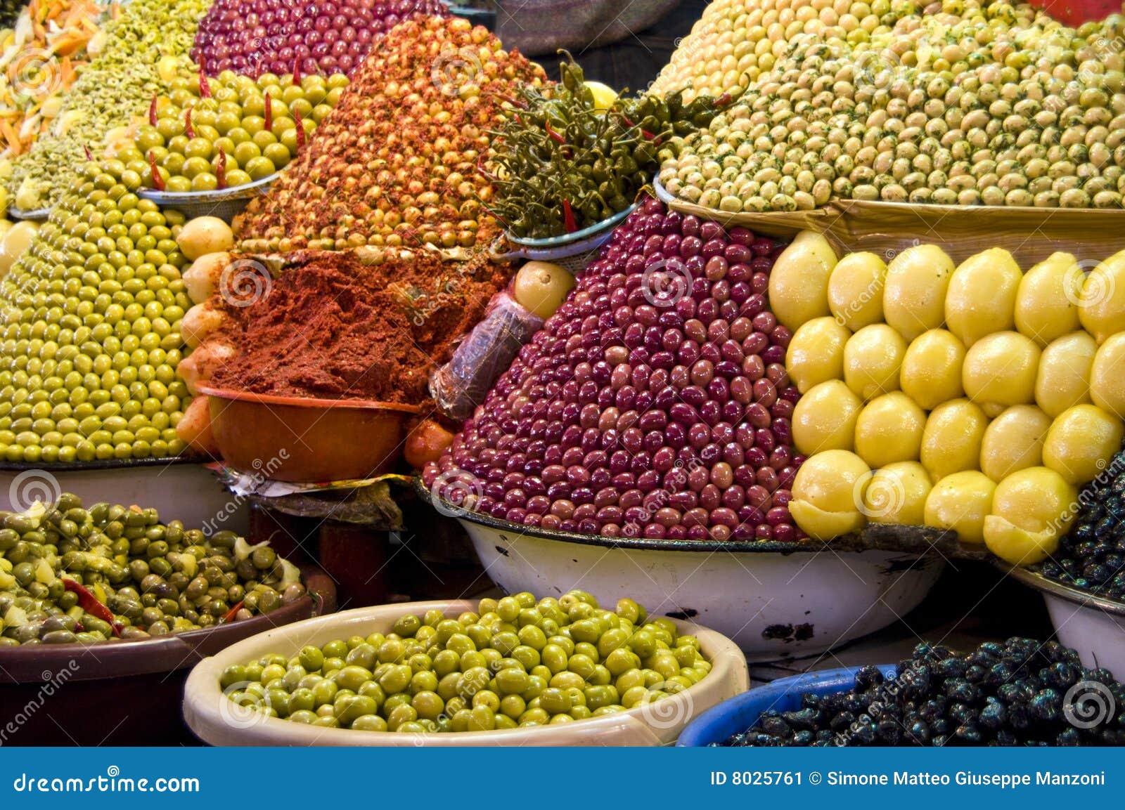Mercado de la especia