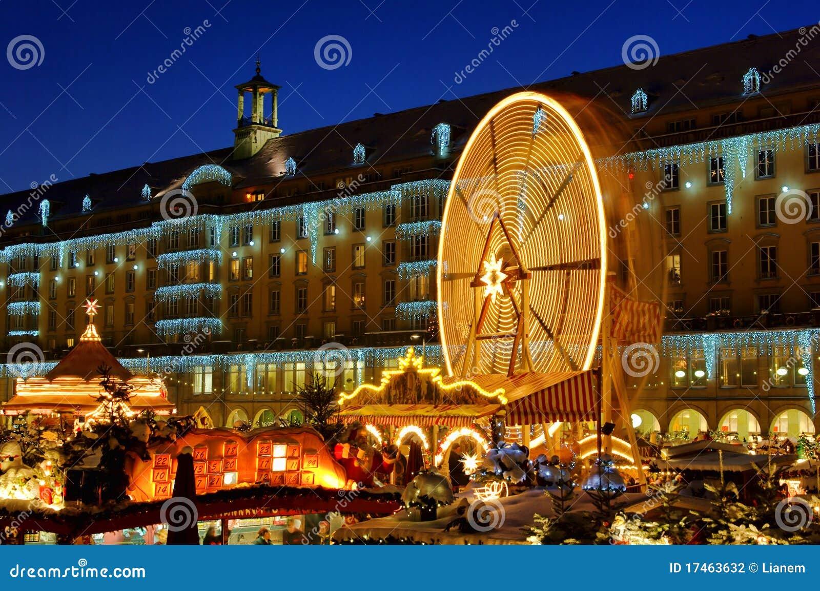 Mercado de la Navidad de Dresden