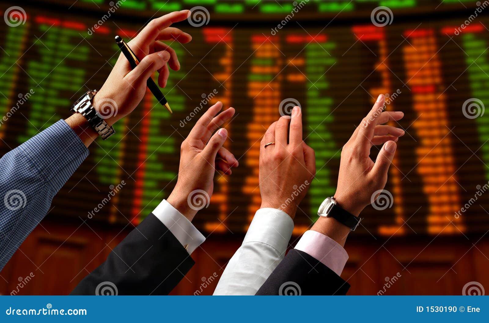Mercado de valores de acção