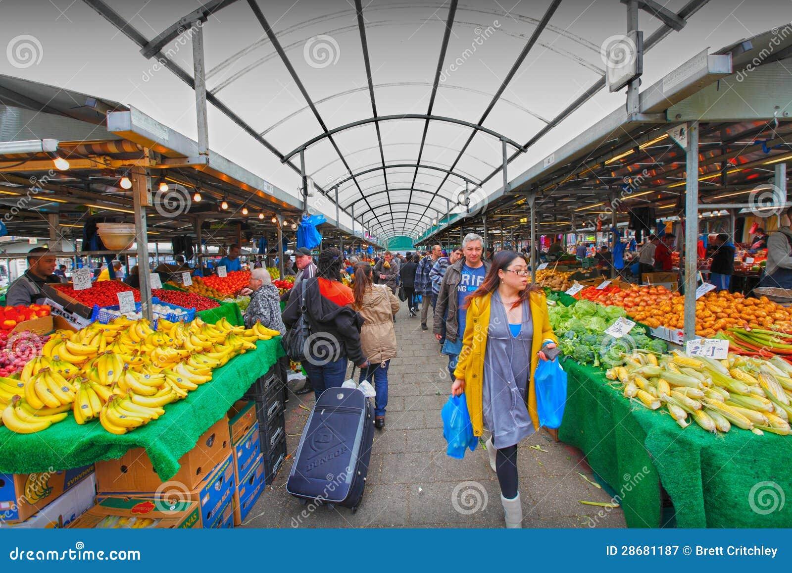 Mercado del trapo de Birmingham