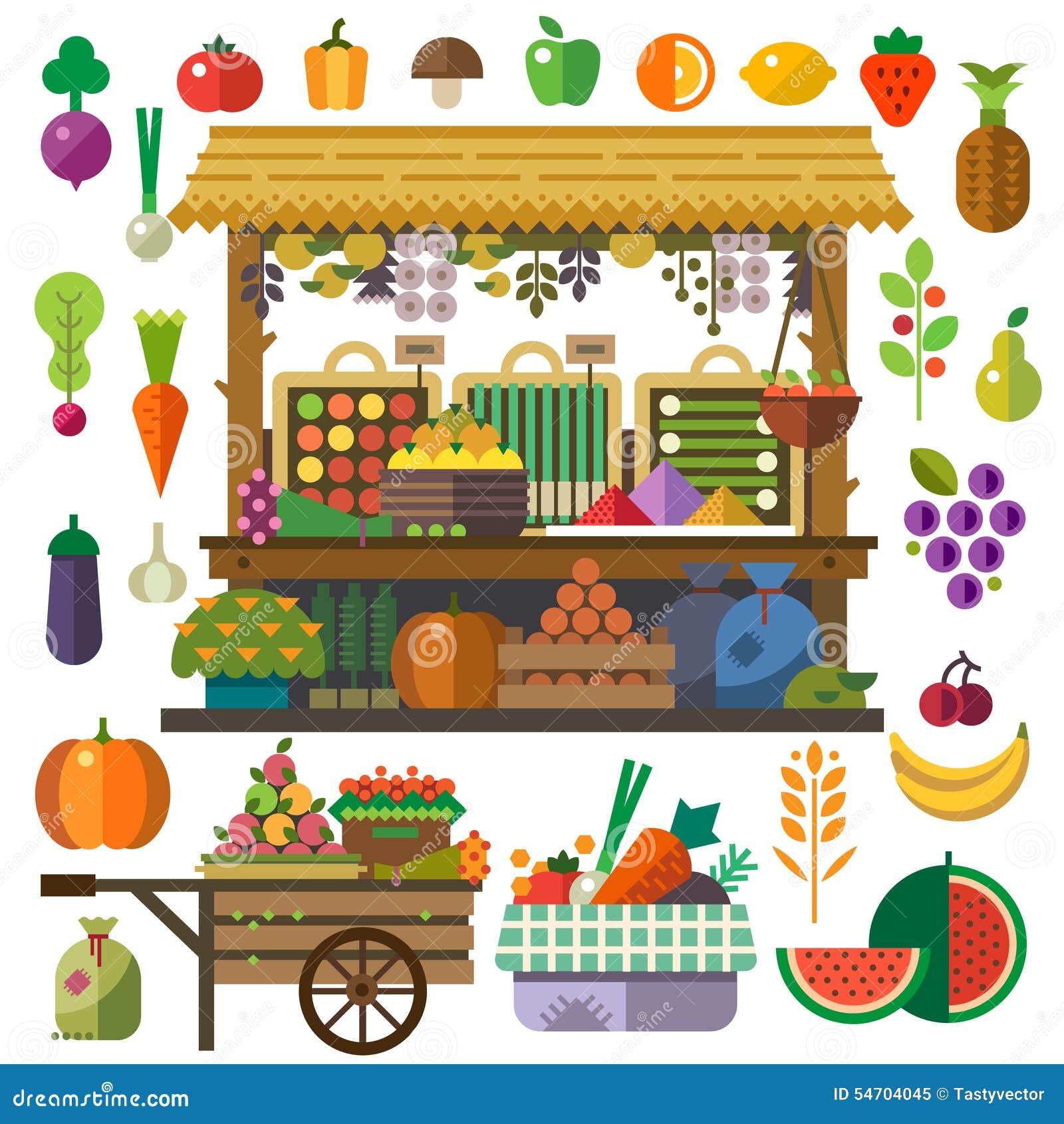 Mercado do alimento