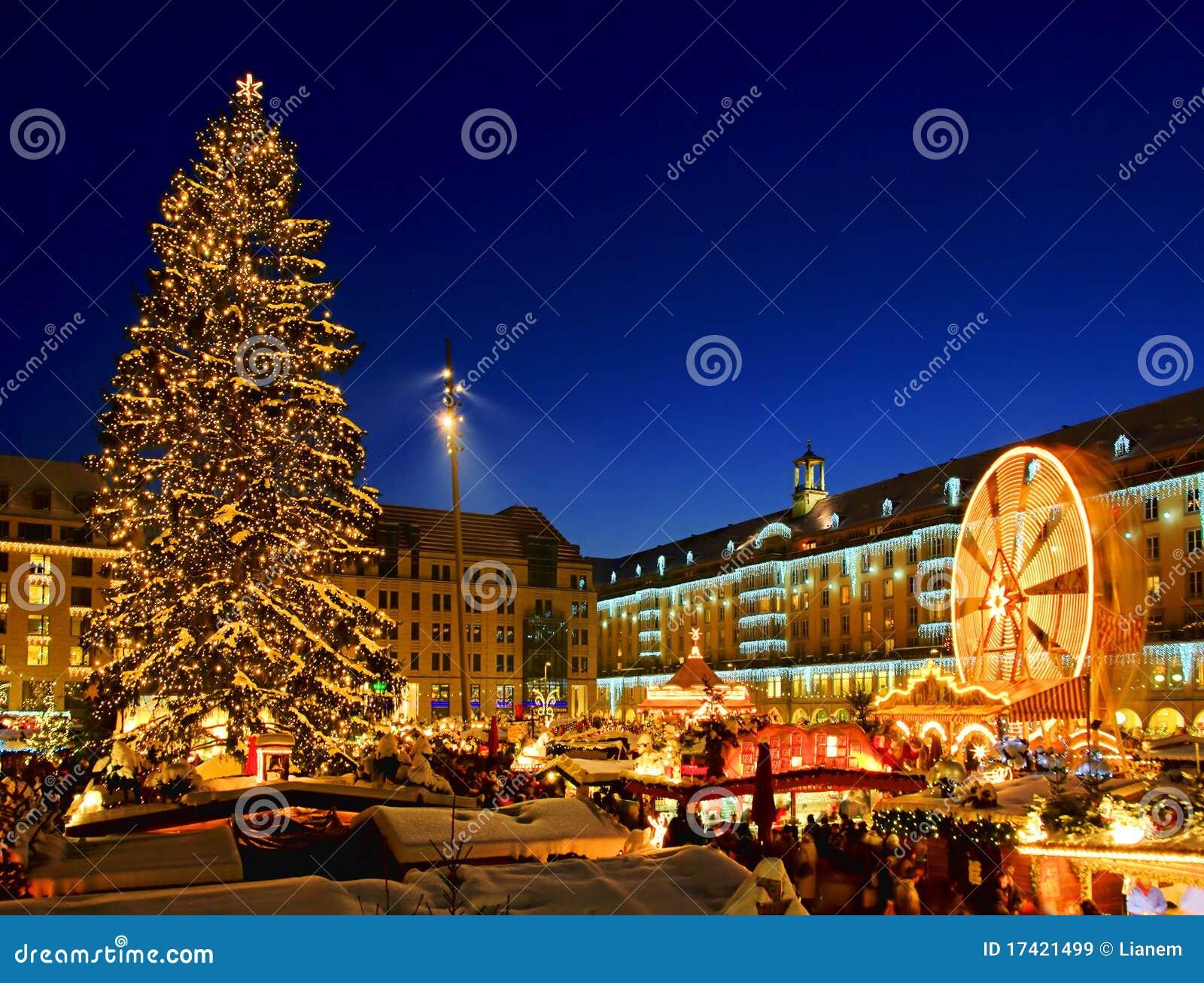 Mercado do Natal de Dresden