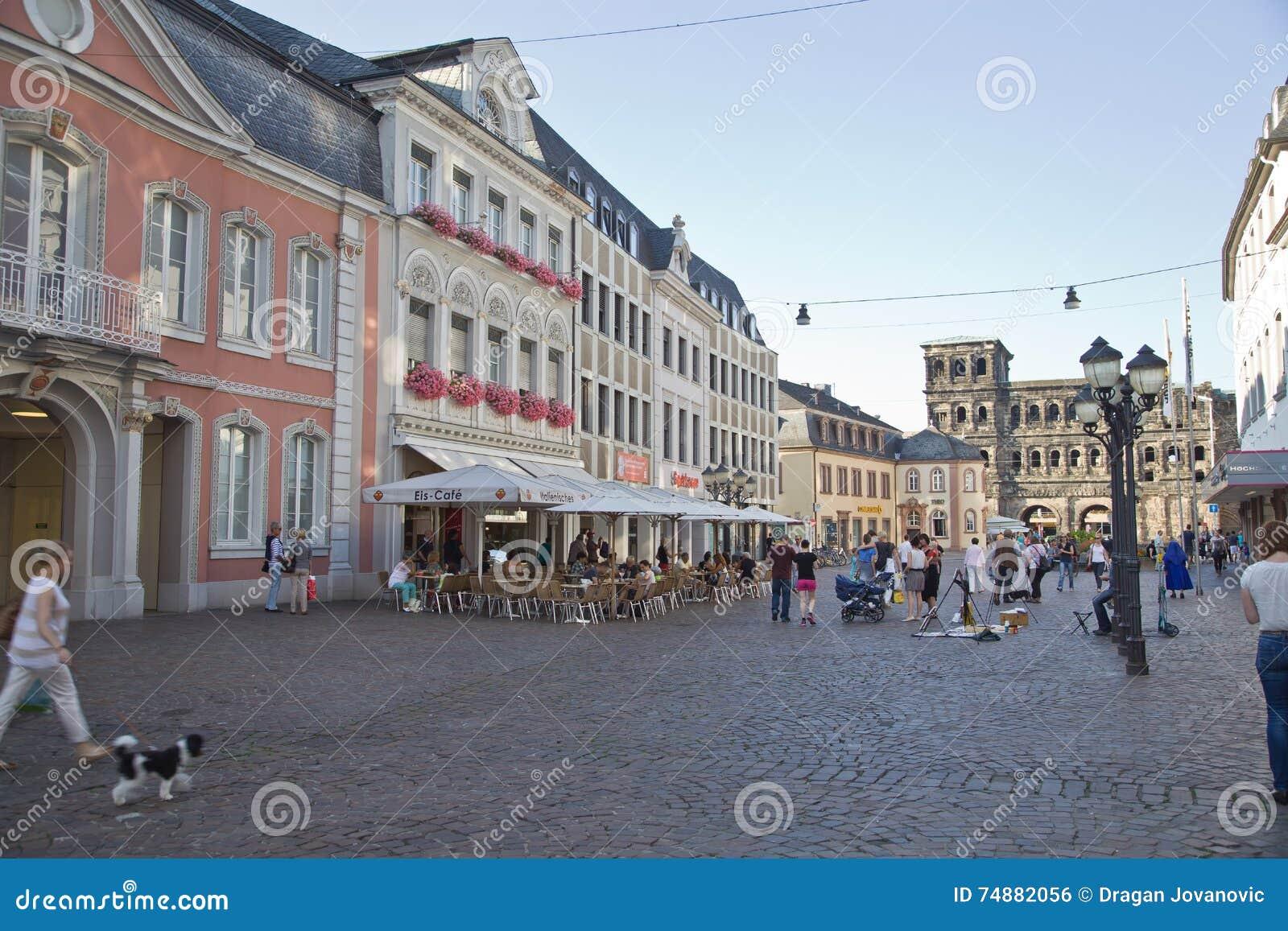 Mercado do Trier germany