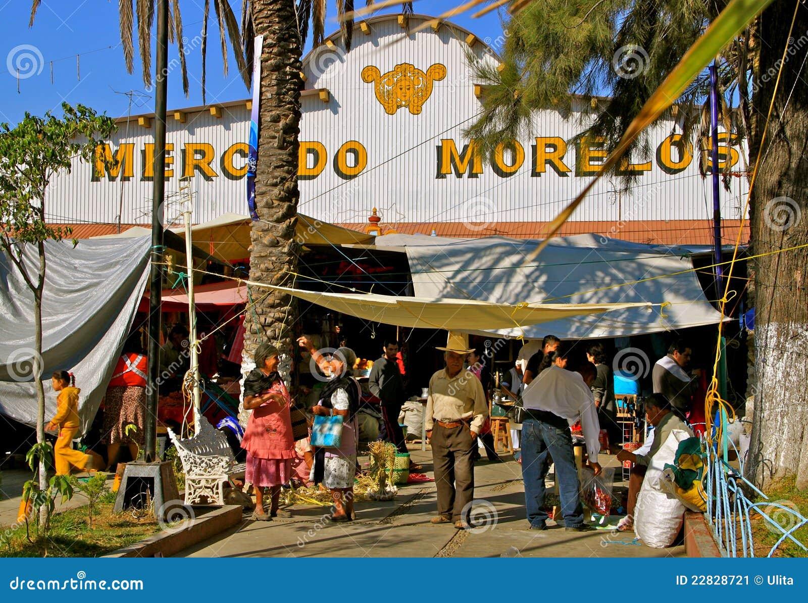 Mercado mexicano de Farmer´s