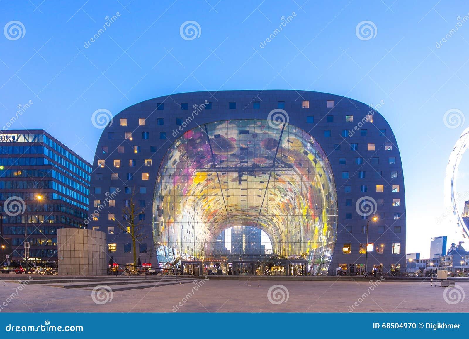 Mercado Pasillo de Rotterdam