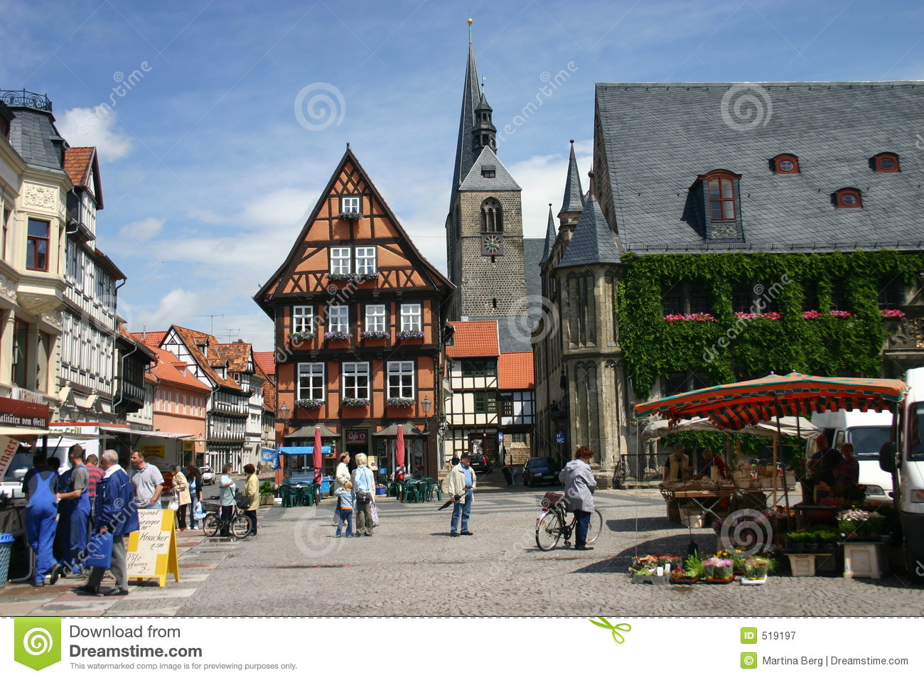 Mercado Quedlinburg