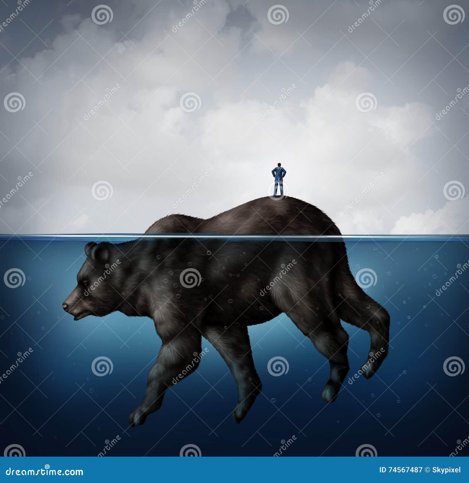 Mercato di orso nascosto