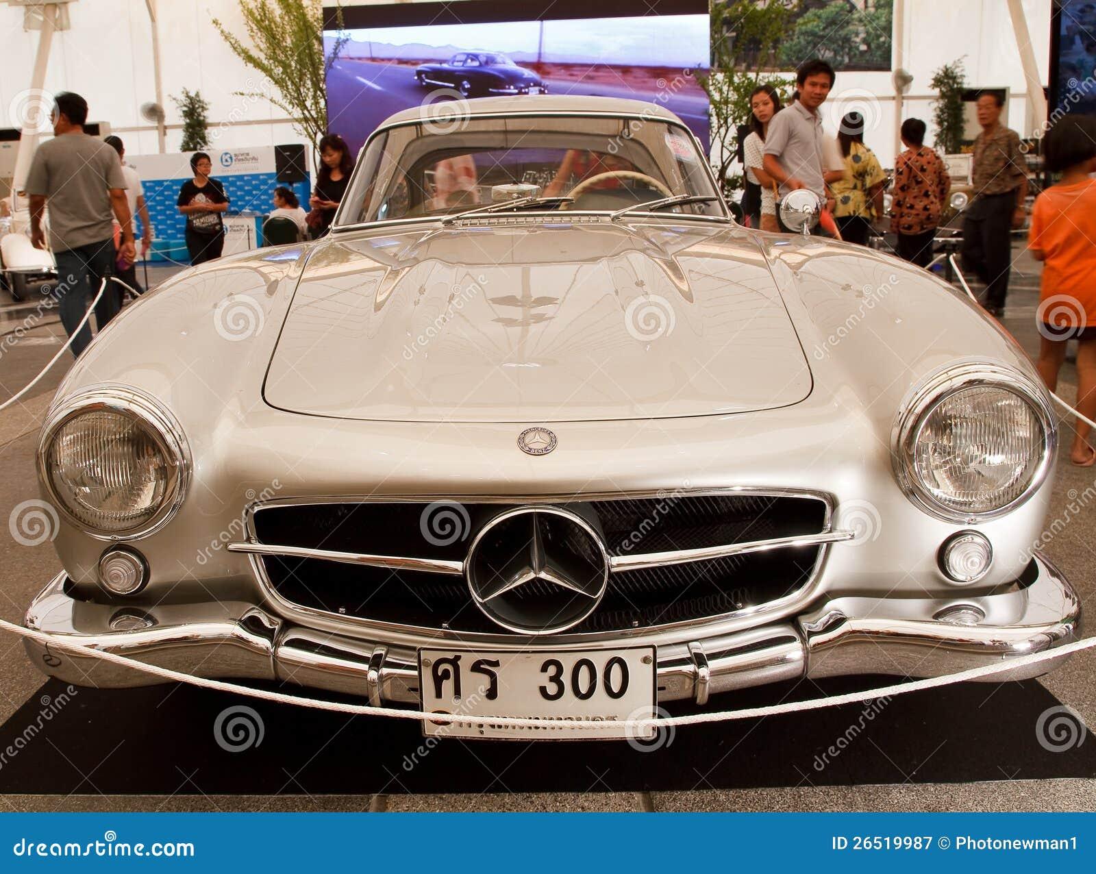 Mercedes-Benz 300 SL, carros do vintage