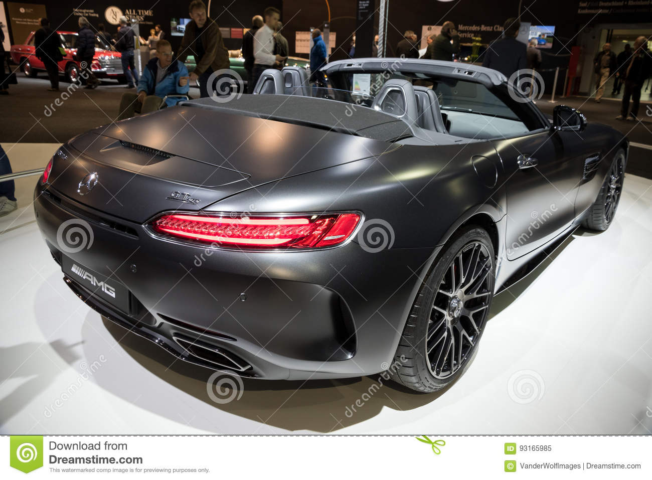2017 mercedes benz amg gt 50 edition sports car editorial. Black Bedroom Furniture Sets. Home Design Ideas