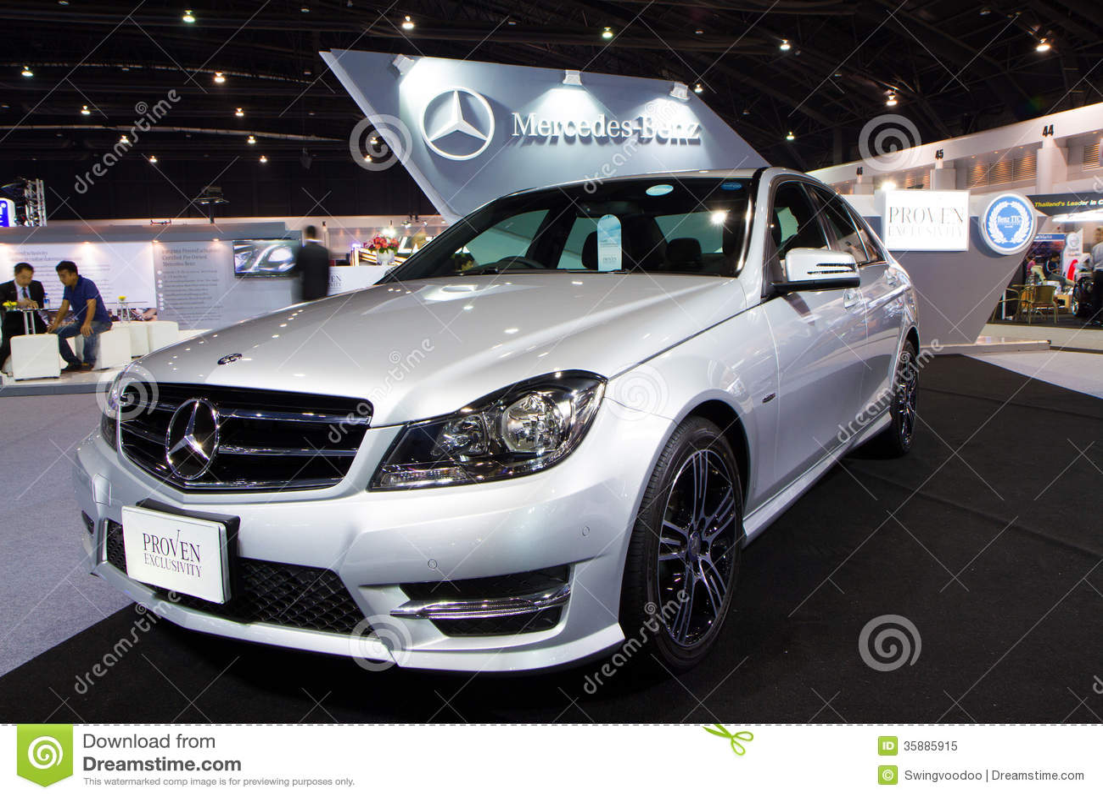 Mercedes benz c class cdi c250 on thailand international for Mercedes benz thailand