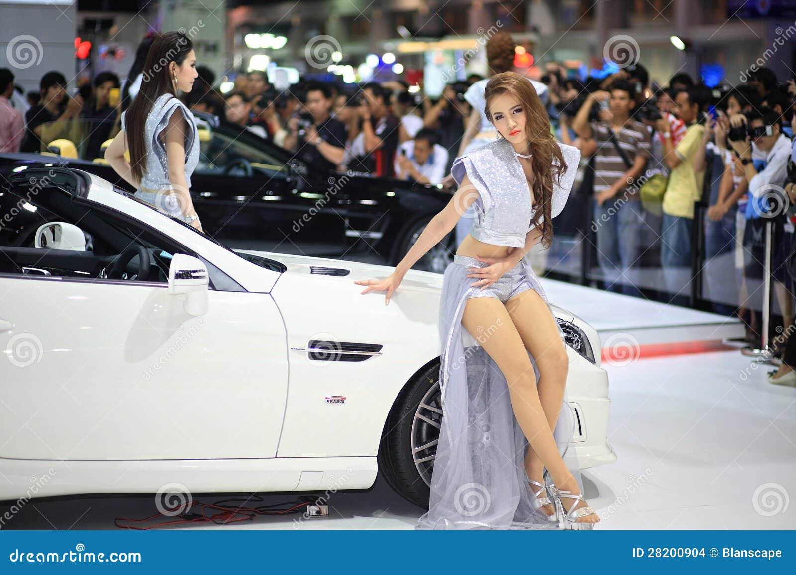 Mercedes-Benz-CL mit nicht identifiziertem Baumuster