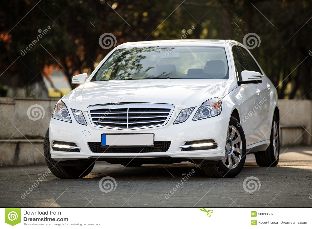 Mercedes benz e class model royalty free stock photography for Mercedes benz brand image