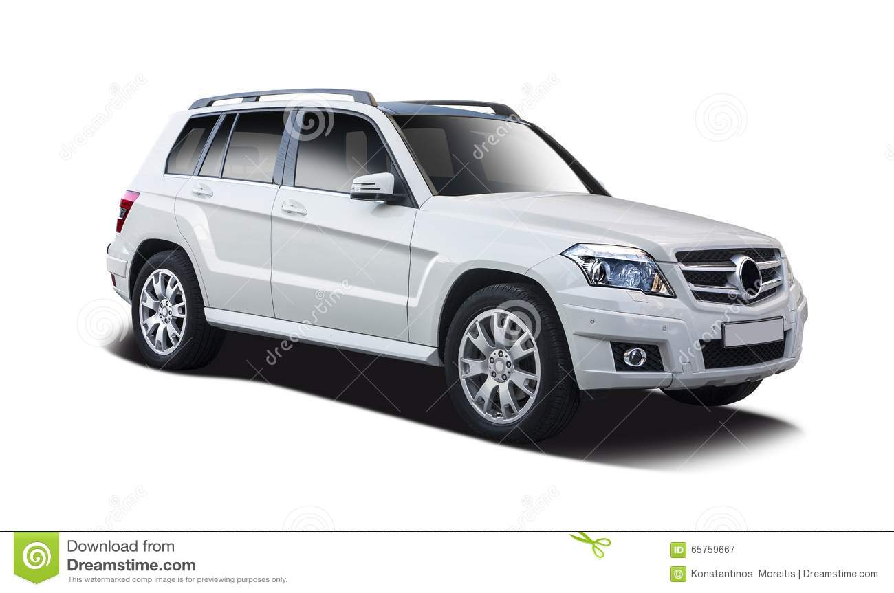Mercedes benz gls suv stock image image of european for White mercedes benz suv