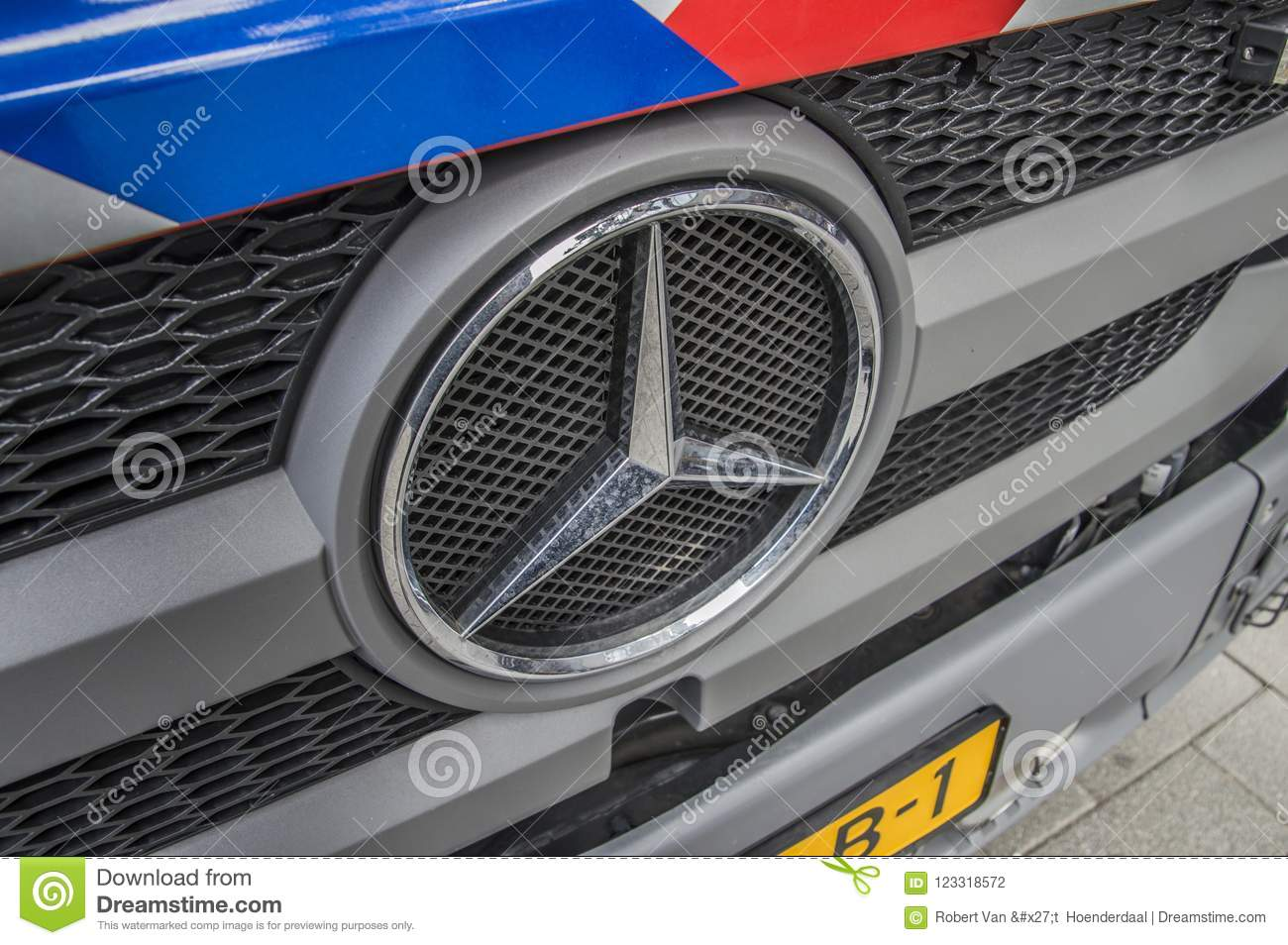 Mercedes Benz Logo Editorial Photography Image Of Automobile