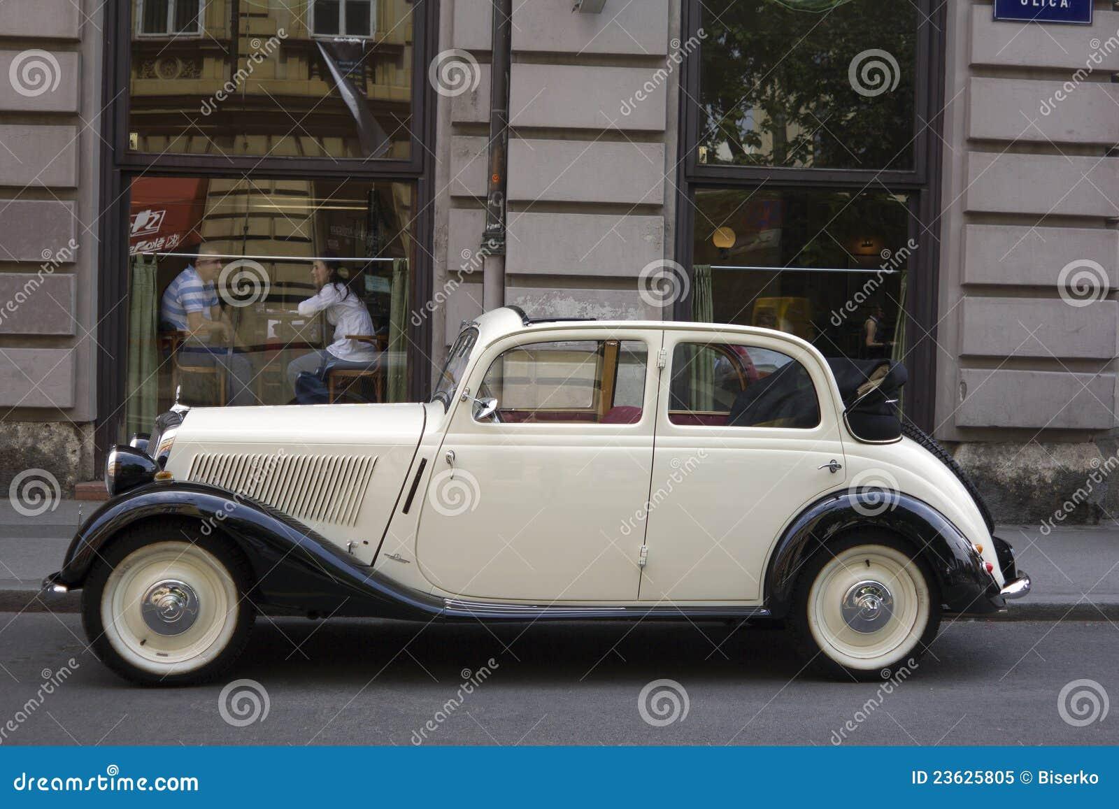 mercedes benz oldtimer editorial image image 23625805. Black Bedroom Furniture Sets. Home Design Ideas