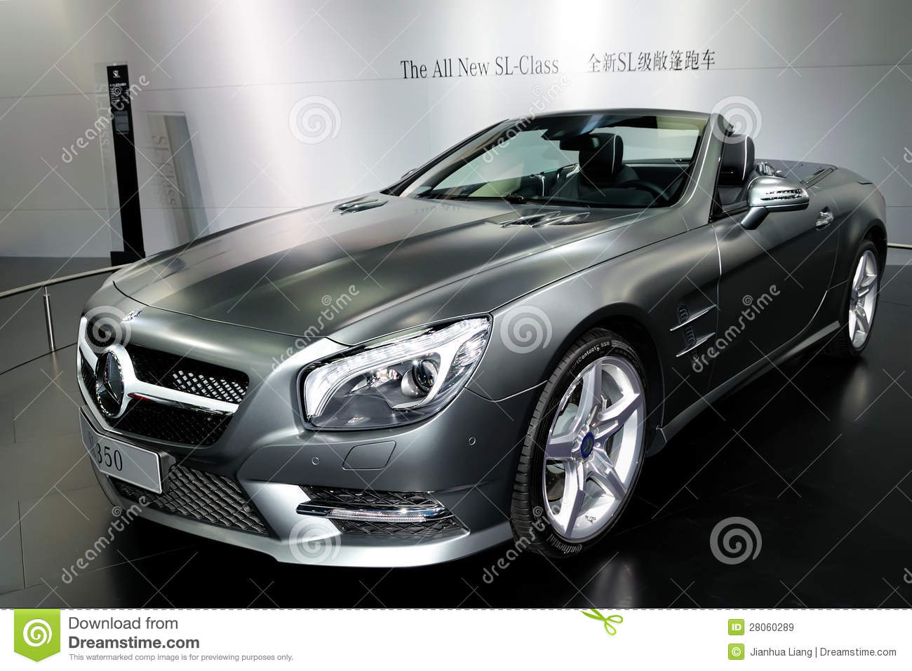 mercedes benz sports cars sl