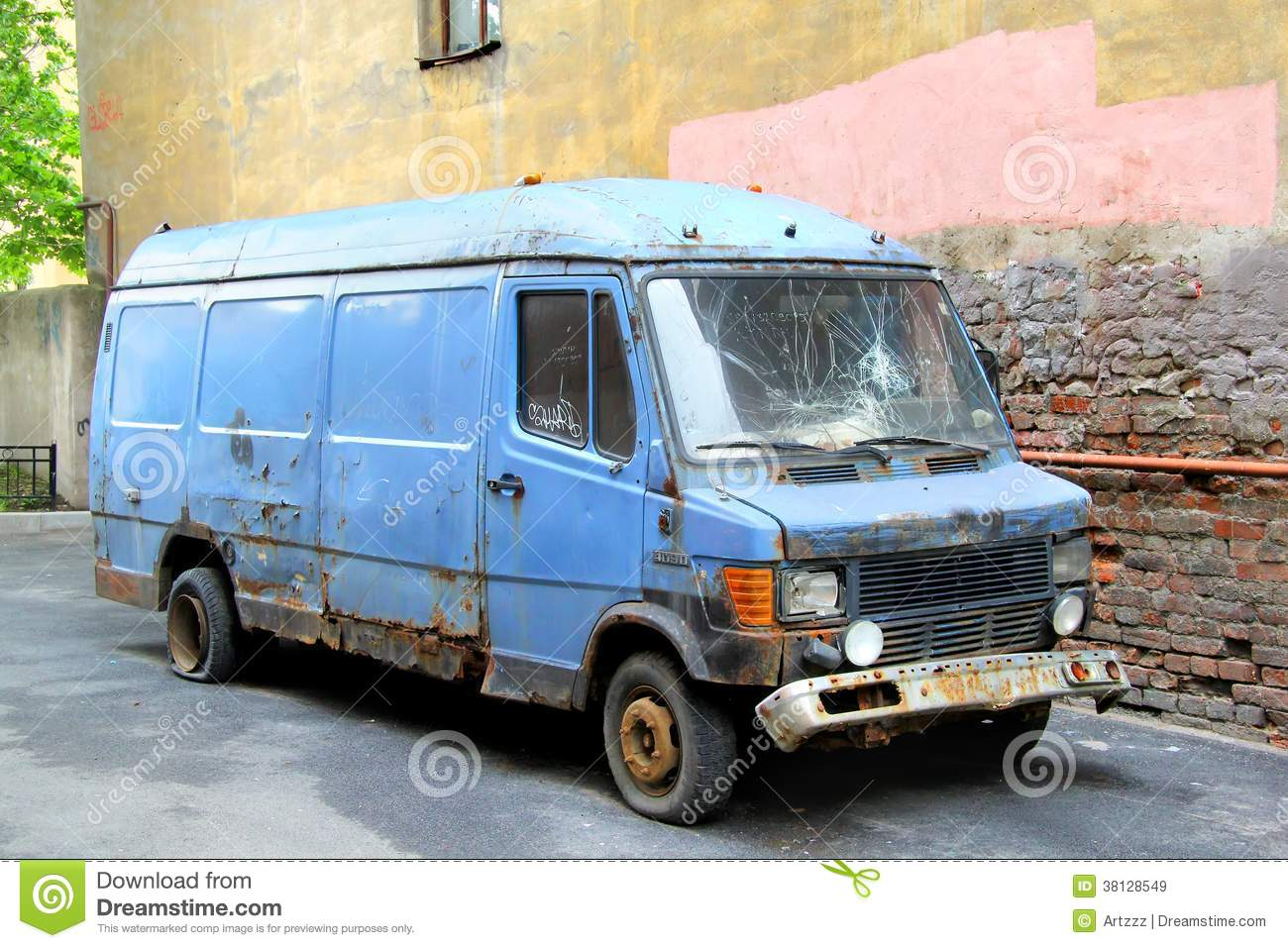 Mercedes Benz T1 Editorial Stock Image Image 38128549