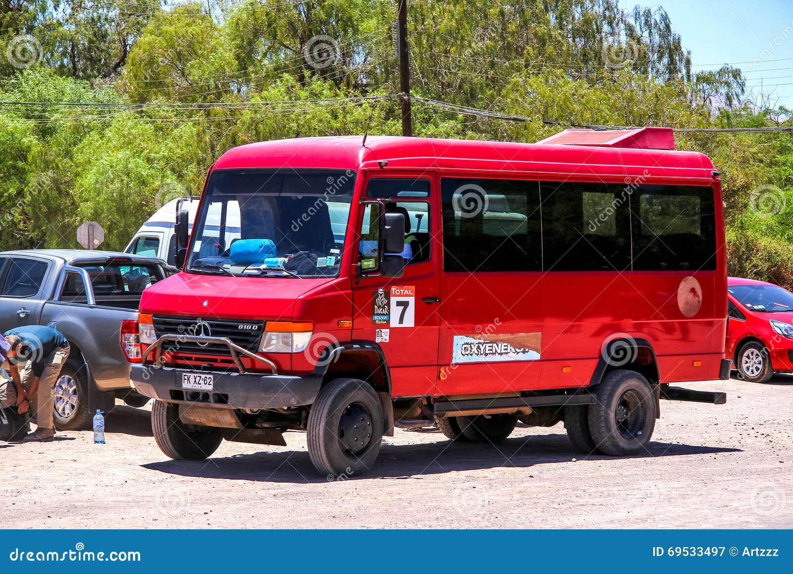 Mercedes benz vario 818d editorial photography image of for Mercedes benz vario 4x4 for sale