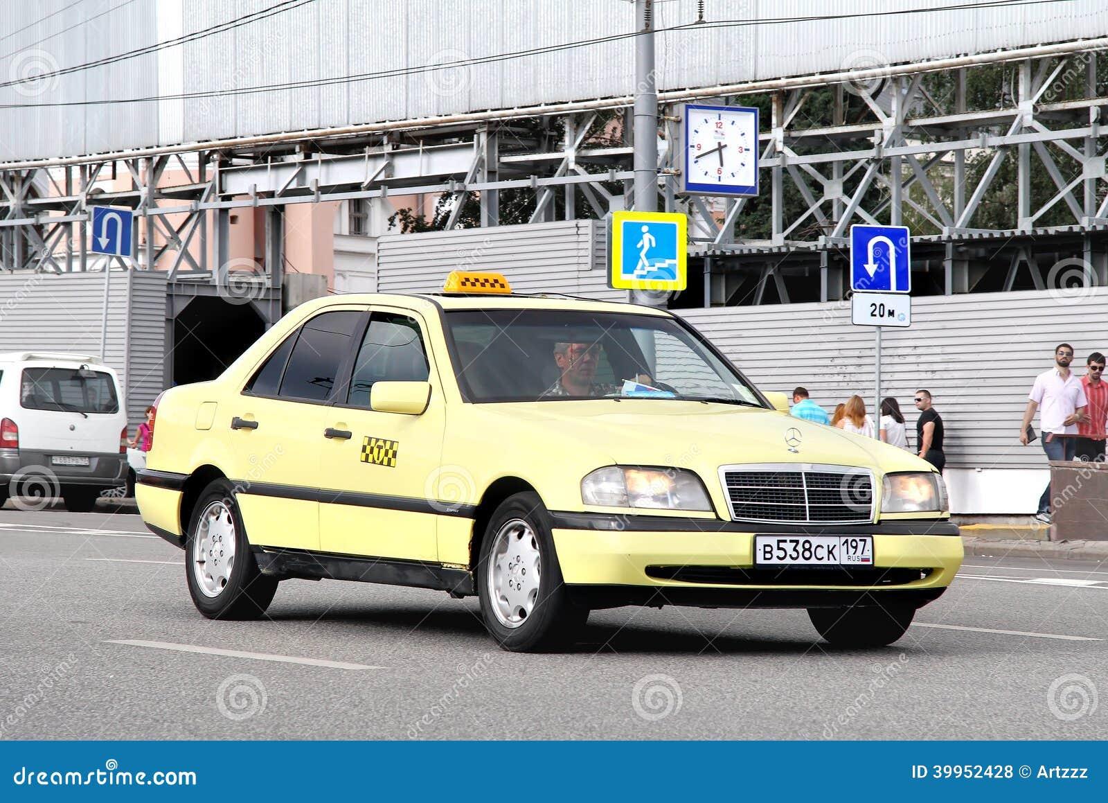Mercedes Benz W202 C Class Editorial Stock Photo Image