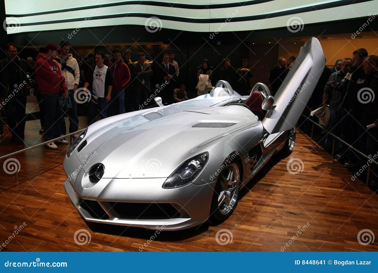 Mercedes SLR Stirling Moss, Geneva Motor Show 2009