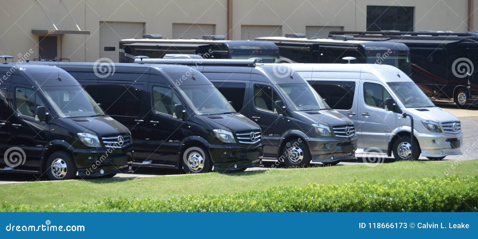 Mercedes Sprinter Rv Campers Editorial Stock Photo Image Of Benz Camper Download Campsites Delivers 118666173