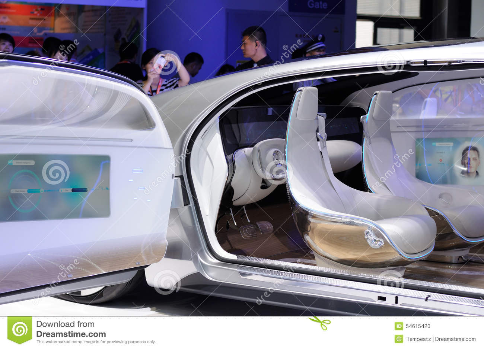 Mercedez Benz pojęcia samochód